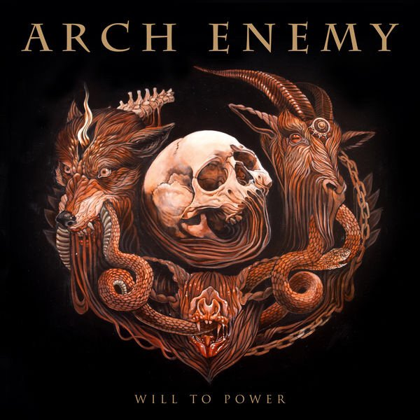 Blood In The Water from Will To Power by Arch Enemy  Happy Birthday, Jeff Loomis
