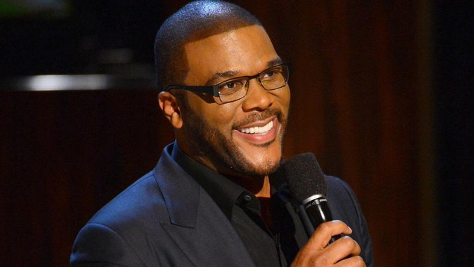 Happy 50th Birthday to actor, playwright, filmmaker, and comedian, Tyler Perry!