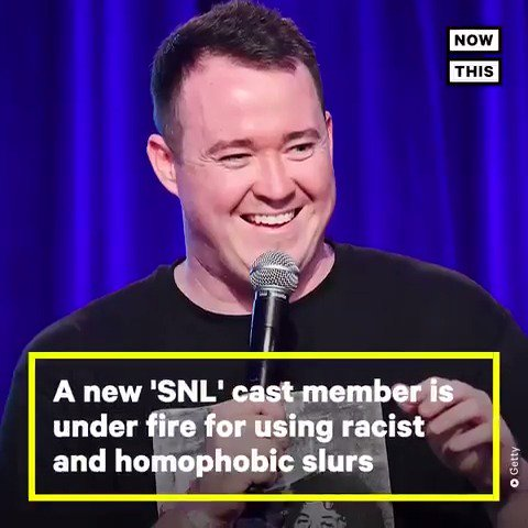 Shane Gillis will not be joining SNL. According to a show spokesperson, 'the language he used is offensive, hurtful and unacceptable.'