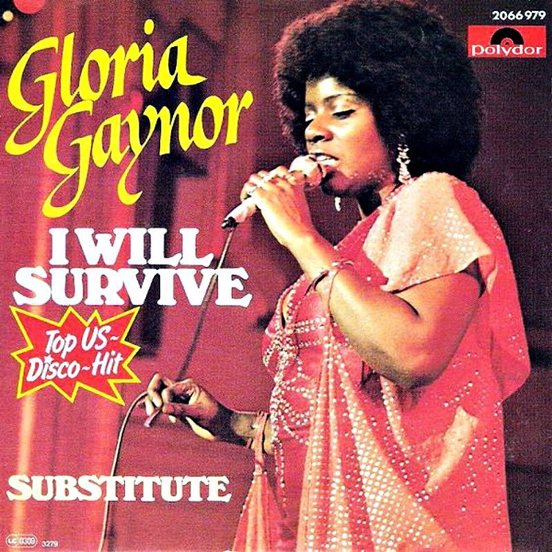 Best selling Singles of 1979 No.6: one of the biggest Disco anthems of all time, I Will Survive imprinted Gloria Gaynor in the permanent annals of popular music and selling over 14 million copies in the process. #kimber40countdown #russandrews #1979 #gloriagaynor #iwillsurvive