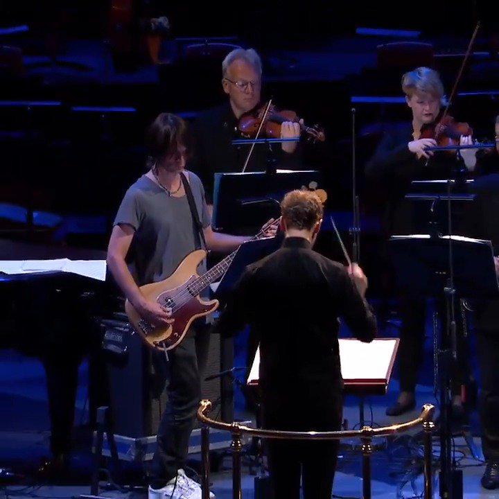 What's been your favourite moment of @bbcproms this year?You can watch various sets on @BBCiPlayer and hear everything on @BBCSounds including @JnnyG from @radiohead. 🎸🎻#BBCProms
