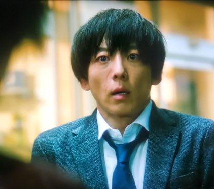 RT @pasha_hamster: 慎二くん、びっくりしすぎてハムスターみたいにになってるよ!  #凪のお暇 #高橋一生...