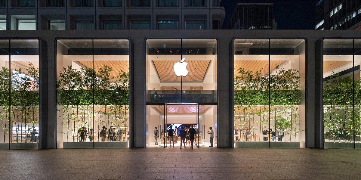 apple store 丸の内