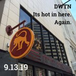Image for the Tweet beginning: {DWTN} 9.13.19 • Heads up
