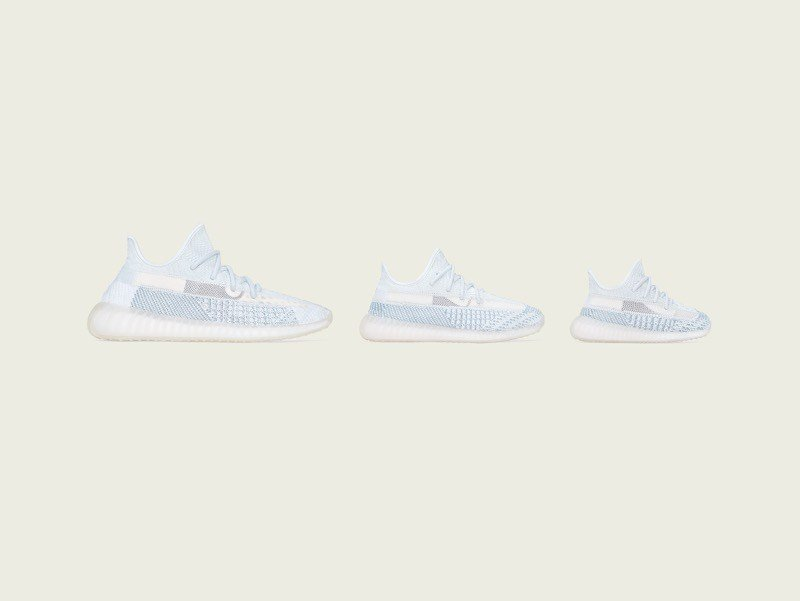 adidas + KANYE WEST lanzan: YEEZY BOOST 350 V2 Cloud White #OriginalsMexicoCity –