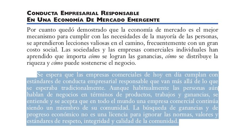 Hoy el Presidente hablo en #LaMañanera sobre la ética de las empresas. Pero es una realidad que muchas no tienen la menor idea de que se trata ese tema. Por eso, les dejo aquí un link a un manual  valioso para ser una empresa responsable:https://www.trade.gov/goodgovernance/adobe/Bus_Ethics_sp/Business_Ethics_Spa.pdf…