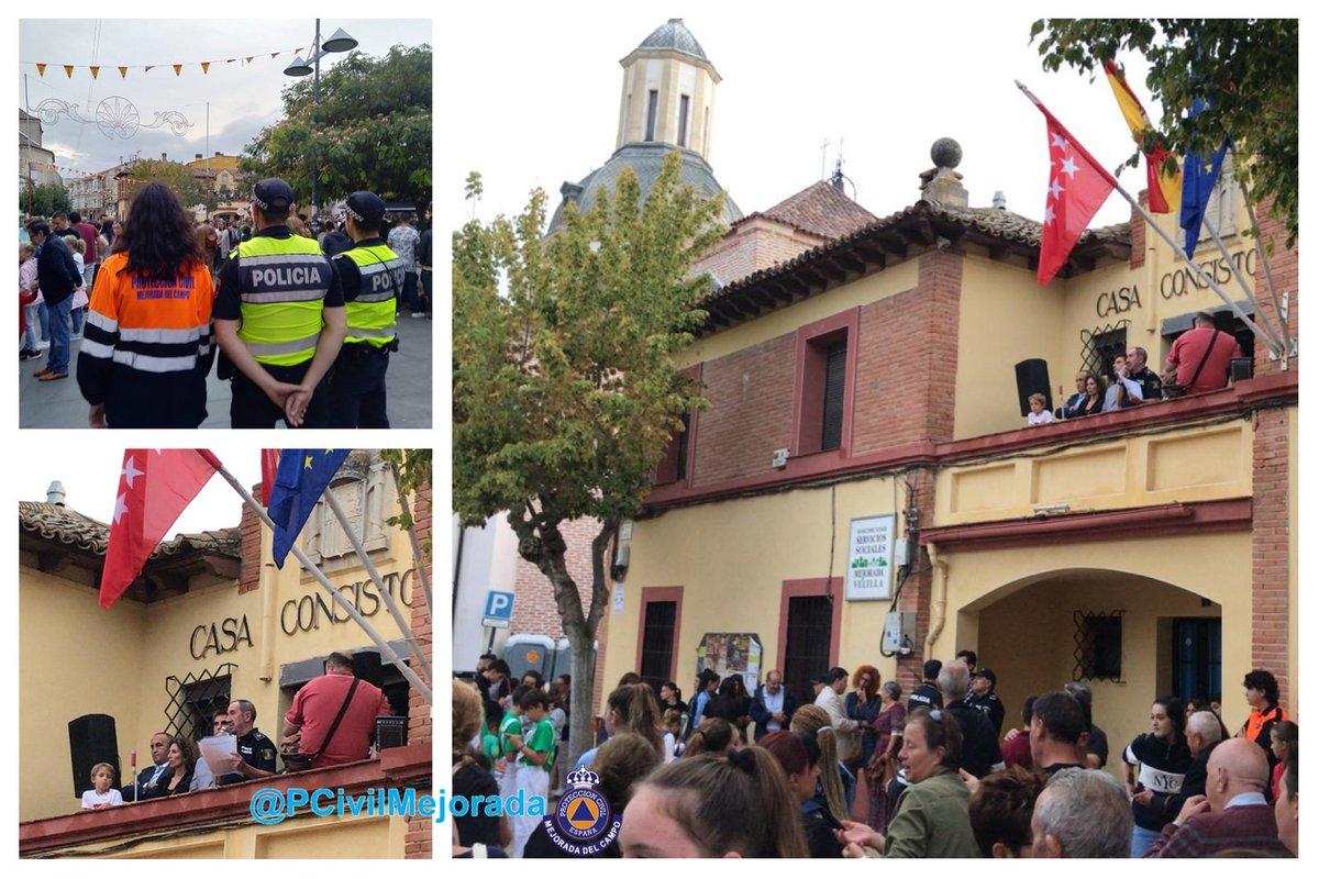Foto cedida por Protección Civil Mejorada