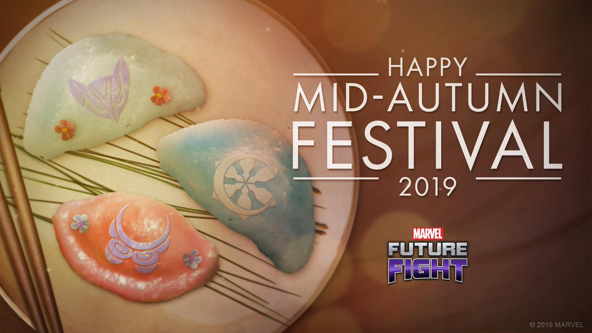 The #MARVELFutureFight team wishes a happy Mid-Autumn Festival to all Agents!
