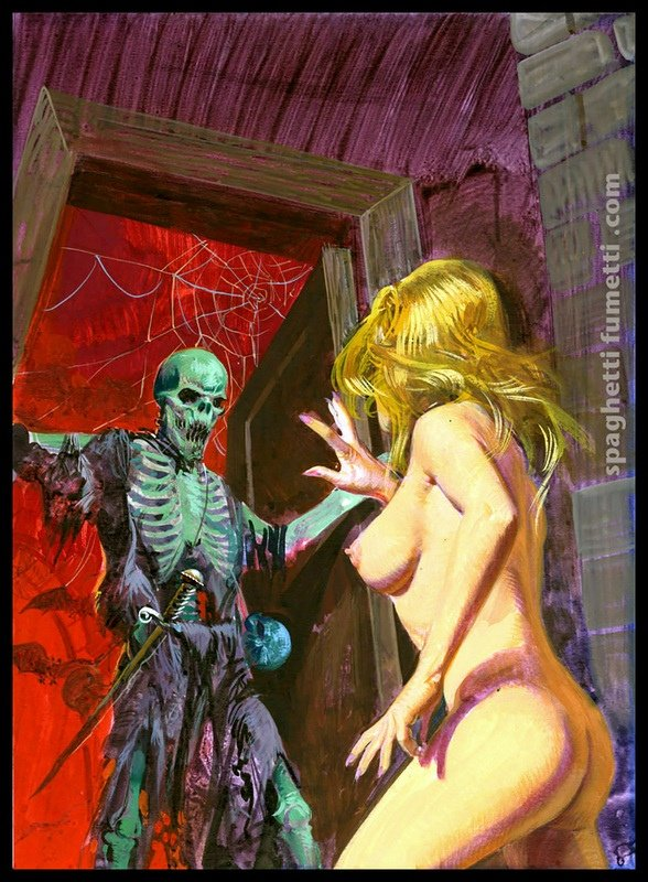 A Glimpse Into The World Of Erotic Horror