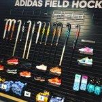 Image for the Tweet beginning: New line of adidas sticks
