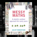 Image for the Tweet beginning: Book Review: Messy Maths by