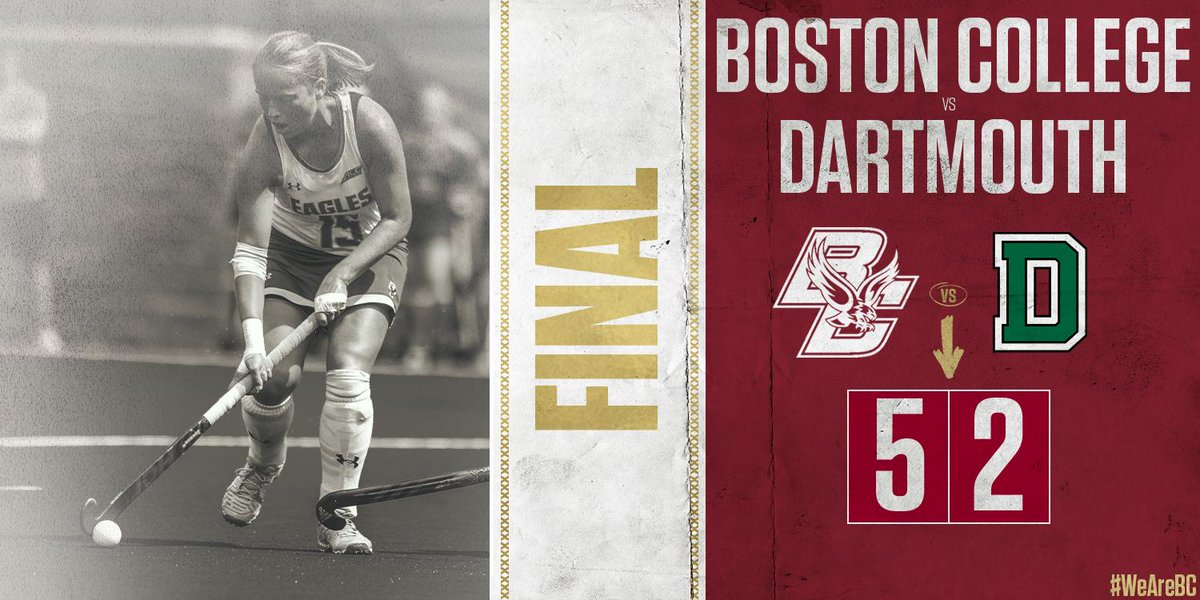 Another two goals for freshman Margo Carlin @WCEaglesFH a wonderful start to her college career