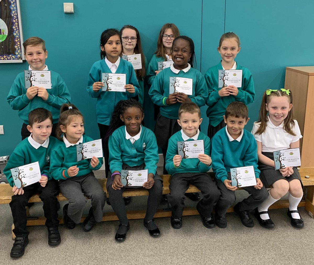 Our wonderful Readers of the Month <br>http://pic.twitter.com/yXRWDzTSK9