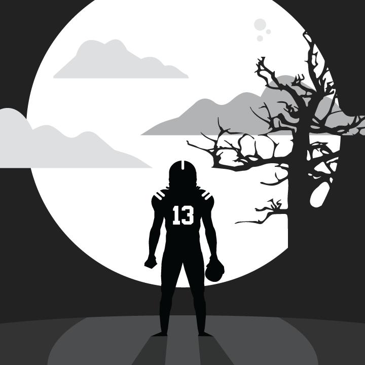 Spooky SZN. 👻 #FridayThe13th