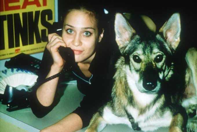 One of the greatest artists of all time happy birthday Fiona Apple