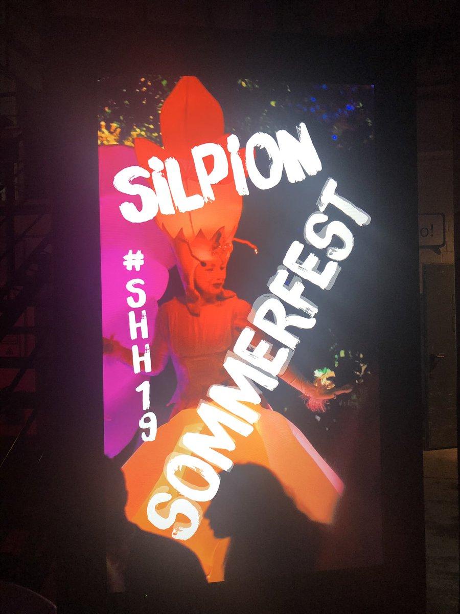 Silpion sommerfest 2020