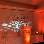 Image for the Tweet beginning: Excited, Nottinghamshire Business Awards.