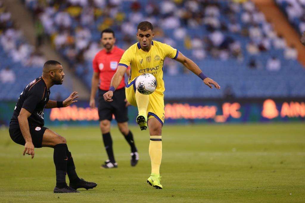 النصر يتعادل بلا أهداف مع الشباب في الجولة الثالثة من الدوري السعودي