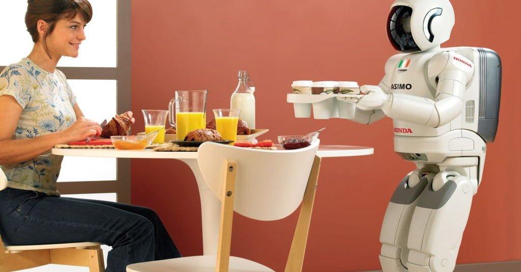 ¿Veremos pronto al #Androide de #Amazon que te seguirá como #robotina?