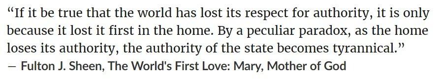 #Catholic #authority #FultonSheen https://t.co/rmFW6yEbzD