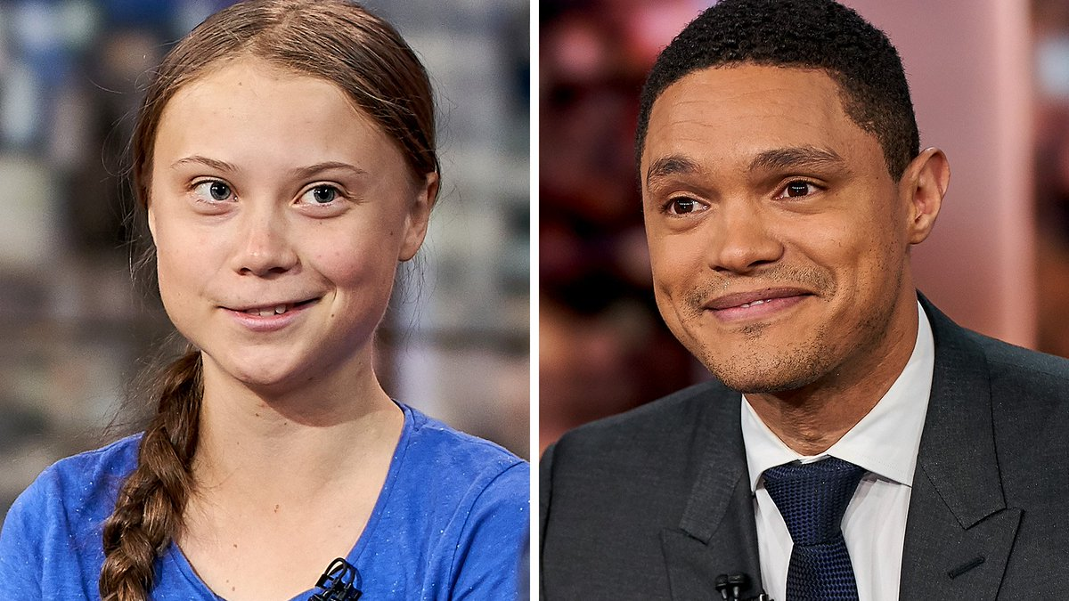 """What we should do as individuals is to use the power of democracy to make our voices heard and to make sure that the people in power cannot continue to ignore this."" - Climate activist @GretaThunberg"