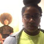Image for the Tweet beginning: #BlackRefractions @1KIA1 @studiomuseum ❤️🖤💚✊🏾
