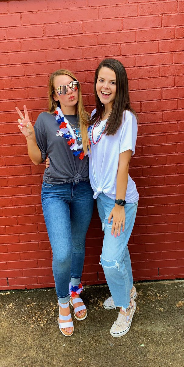 God bless America and roughneck football #bthosweeny