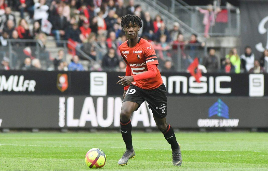 @CmdotCom_En : Milan have sent scouts to France to watch the clash between Rennes and Brest; Milan interested in Eduardo Camavinga. <br>http://pic.twitter.com/VL3cvJVmxT