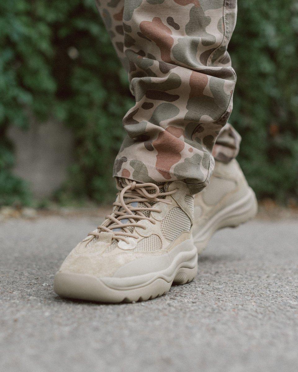 The adidas Originals Yeezy Desert Boot