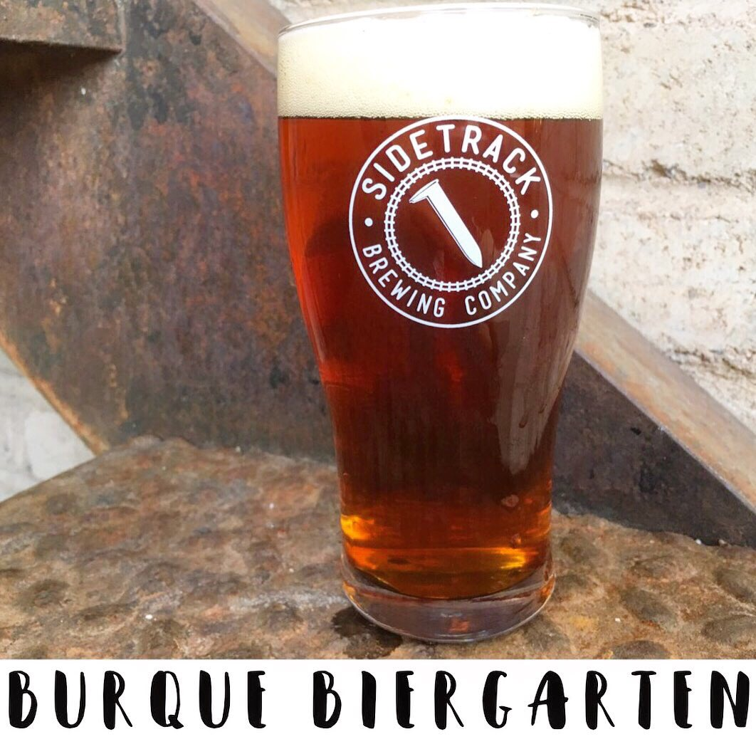 Today on Tap  Burque Biergarten -  A collaboration brew with our friends @QuarterCeltic, is@a traditional Kellerbier aged on oak for 3 months. #oktoberfest #nmbeer #abqbeer #collaborationbeer #albuquerque #sidetrackbrewing #quarterceltic https://t.co/PlGGTLqzOr