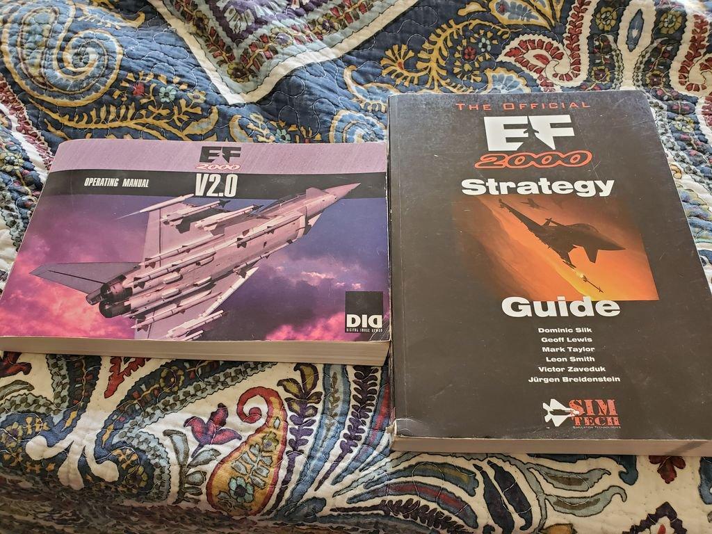 Ef2000 books