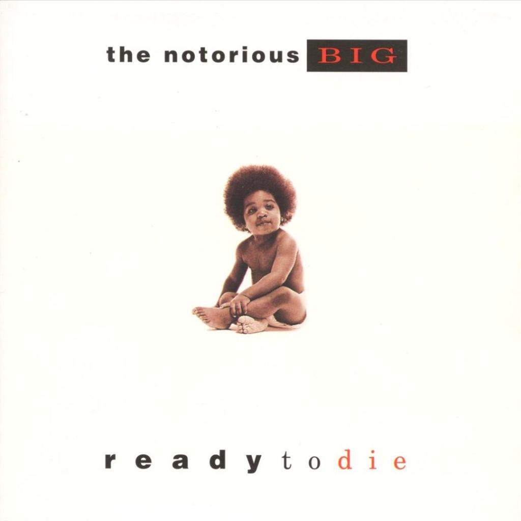 """'Ready To Die' is 25 today. The debut studio album from late rapper #NotoriousBIG featured """"Juicy,"""" """"Big Poppa"""" and """"One More Chance."""" The 6x platinum project now ranks among the best hip-hop albums of all time. Revisit it now: pdora.co/31l8dU7"""