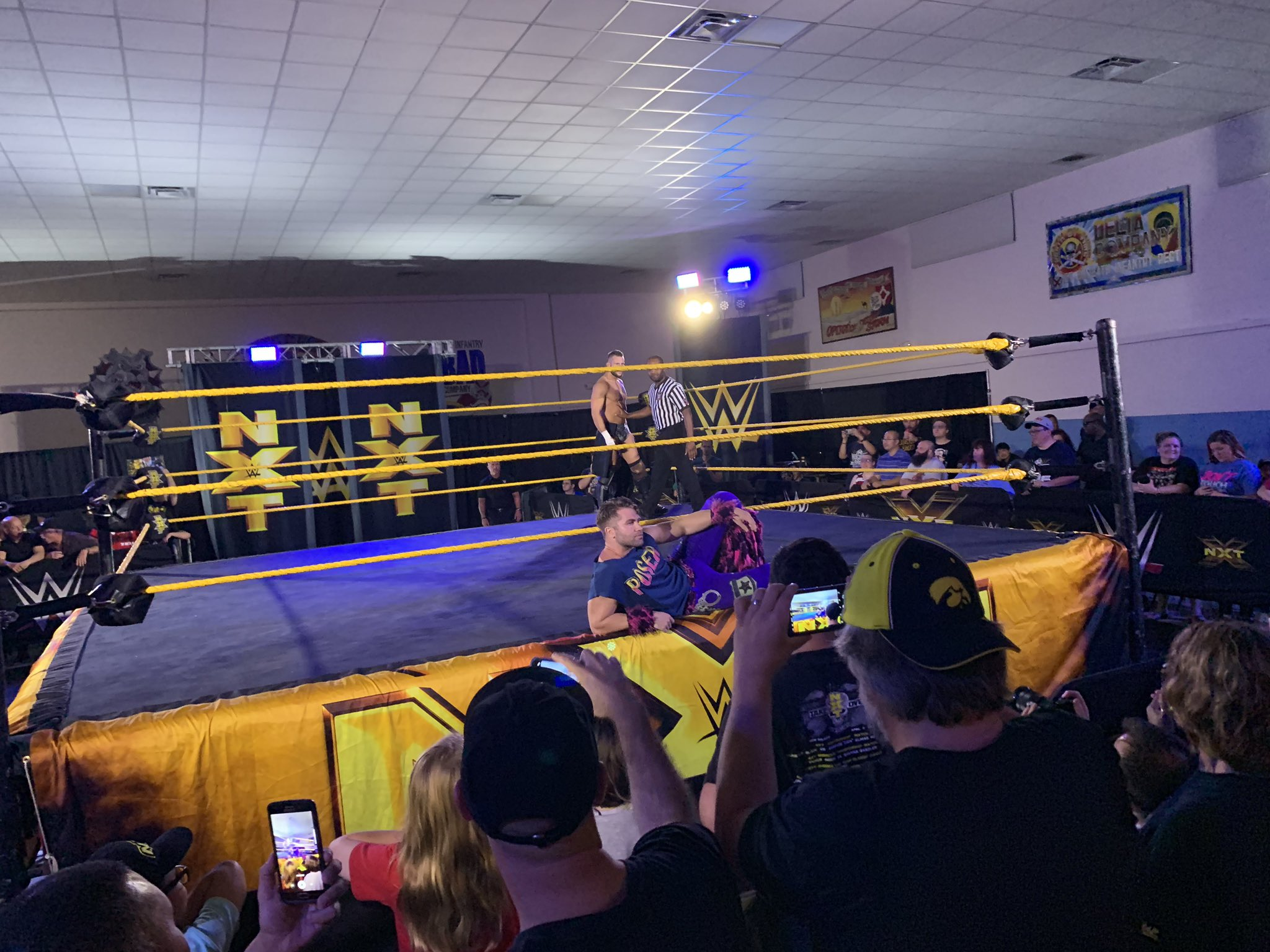 WWE NXT Live Event Results From Cocoa (9/13): NXT NA Title Match, Imperium, Killian Dain, More