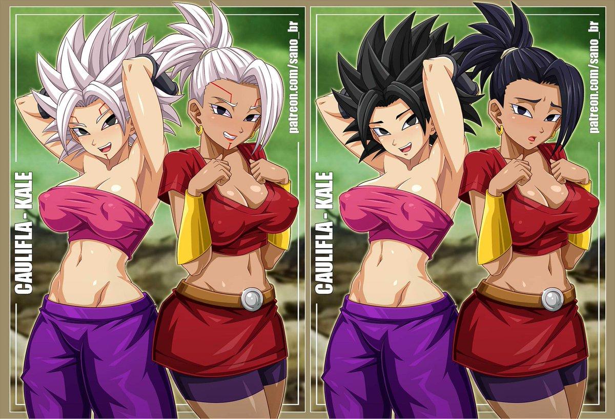 Kamin Kale & Oren Caulifla (Dragon Ball Heroes) 💕  (nsfw/variations) http://gum.co/qXym  Support me http://patreon.com/sano_br  My Store http://gumroad.com/sanobr  #ビーデル #DragonBallSuper  #hentai  #DragonBallZ  #ドラゴンボール超ブロリー #ビーデル #悟天の日 #悟空の日 #nsfw