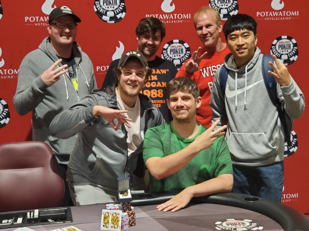 Nicholas Pupillo claims third ring in Event #1 @paysbigpoker for $19,413 wsop.com/tournaments/re…