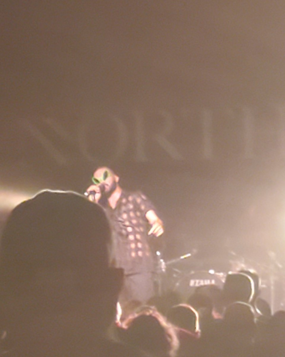 Saw Northlane crush it tonight and things got spooky. <br>http://pic.twitter.com/IXd8DFawjy