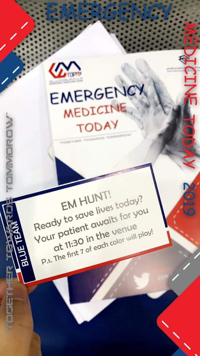 Remember our hunt? You wouldn't wanna miss it would you?  #EM_TODAY2019 <br>http://pic.twitter.com/ySZcuwWmLG