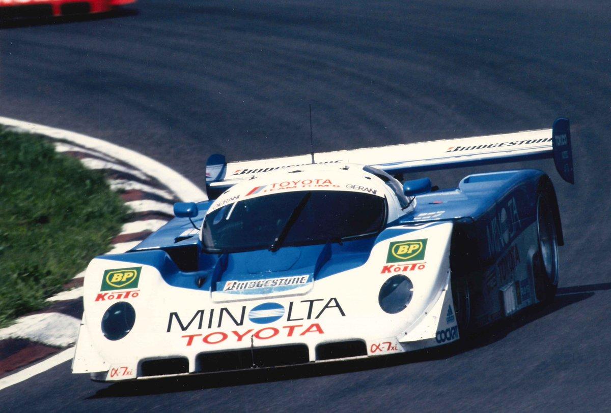 """টুইটারে TOM'S Racing│Official: """"1991年 JSPC 全日本スポーツ ..."""