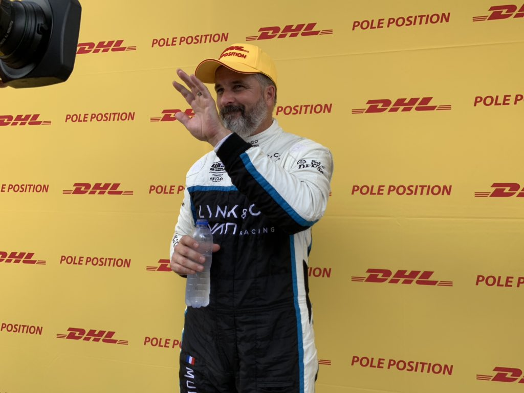 RT @FIA_WTCR: First pole of the year! Yvan Muller 👏🏻 #DHLmotorsports #WTCR https://t.co/4MRcFOdya6