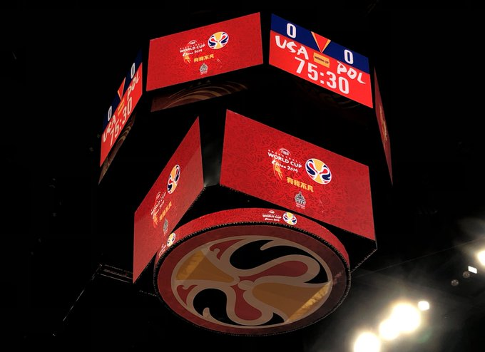 🇺🇸 🆚 🇵🇱   ⏰: 4:00am/et 📍 Beijing  #FIBAWC #WorldGotGame  📽 https://t.co/0Z6IvIscto 📲 https://t.co/2e4zqSg4xT ✍ https://t.co/d1TUPgXsC