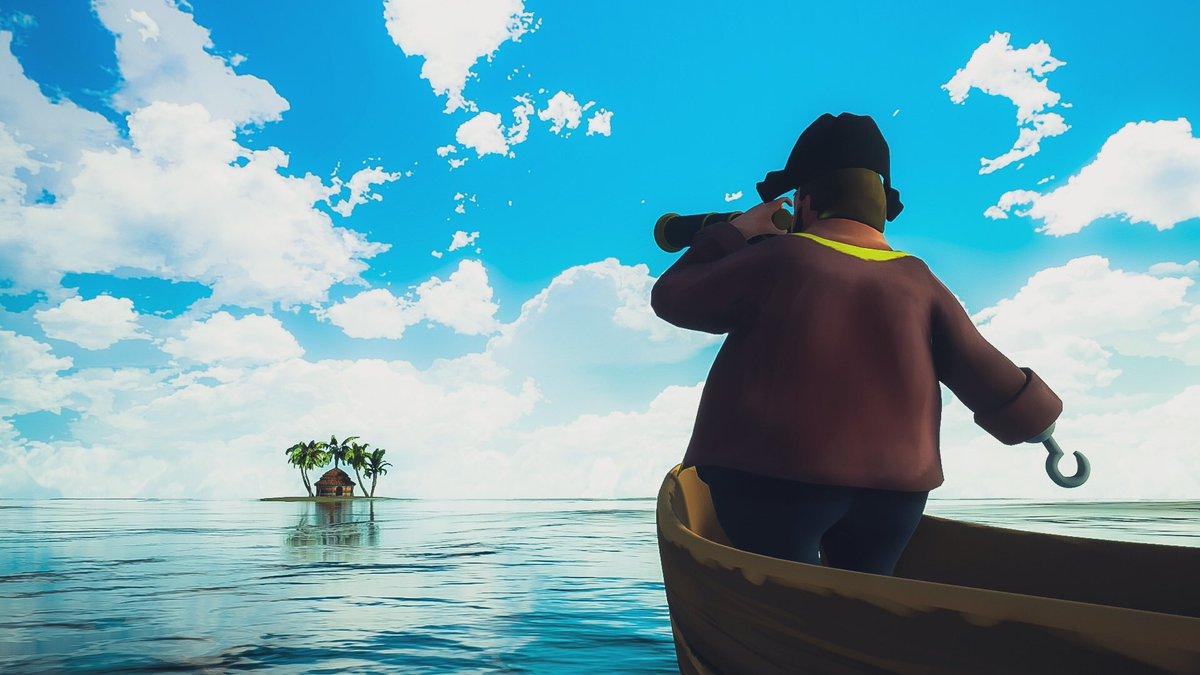 【新着アプリ🆕】脱出ゲーム Island 無人島から脱出☀️🌴🐳リリースしました!🎉あなたはハワイアンな無人島に流れ着いてしまいました。。。無人島の中の謎や仕掛けを解いて脱出しよう!\👇インストールはこちら/iOSAndroid