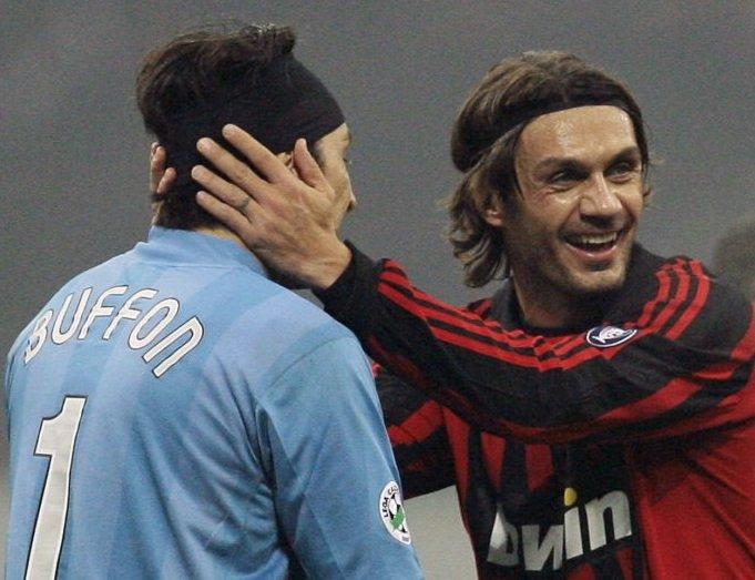 Juventus Turin: Gianluigi Buffon zieht mit Paolo Maldini gleich