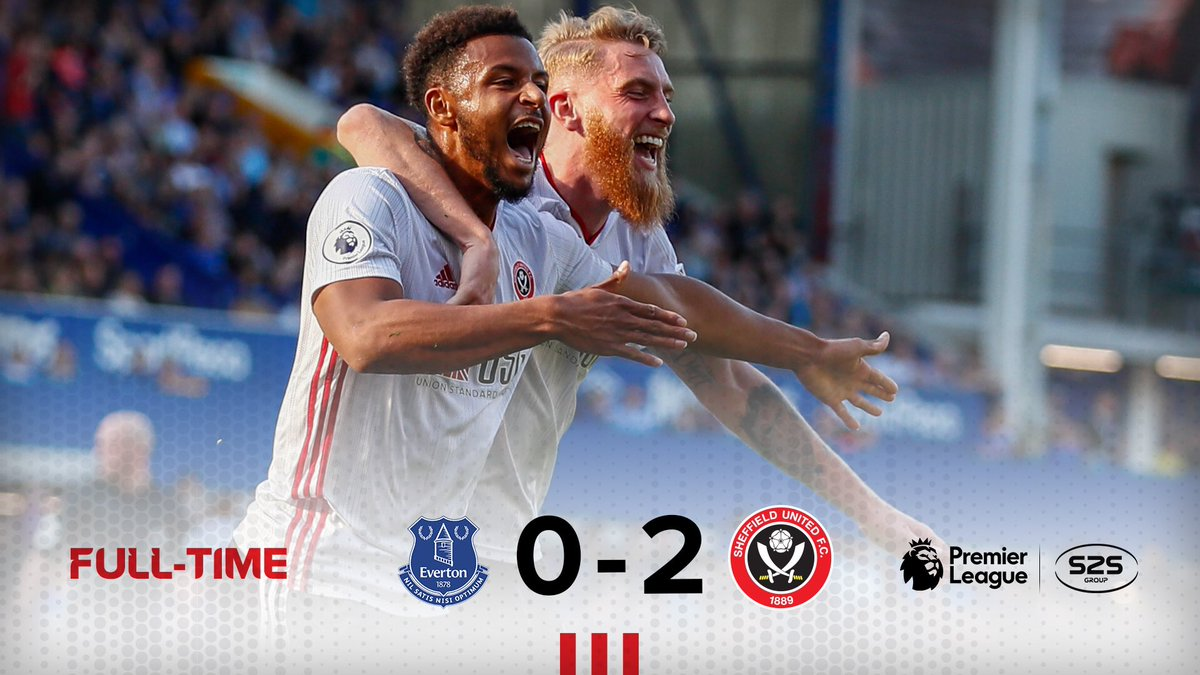 COME ON YOU BLADES!!!!