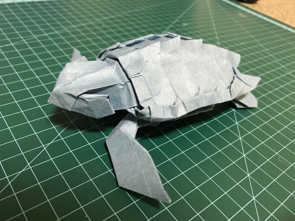 Paper Turtle | Origami Turtle (Akira Yoshizawa) - YouTube | 900x1200