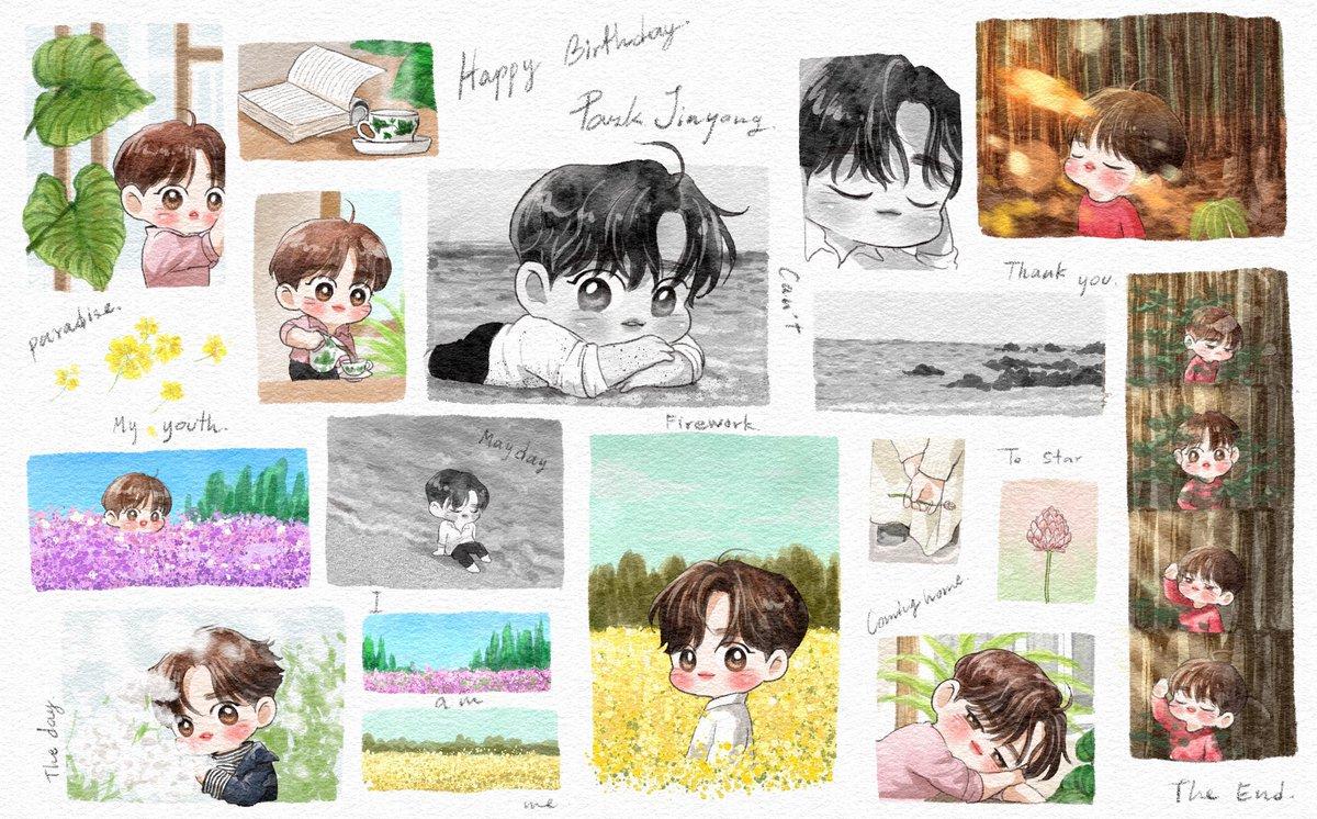 Happy Birthday #Jinyoung 💝 j3sjy.tistory.com/21 #녕긔탱긔_생일이긔 #HeyGuysItsJinyoungDay