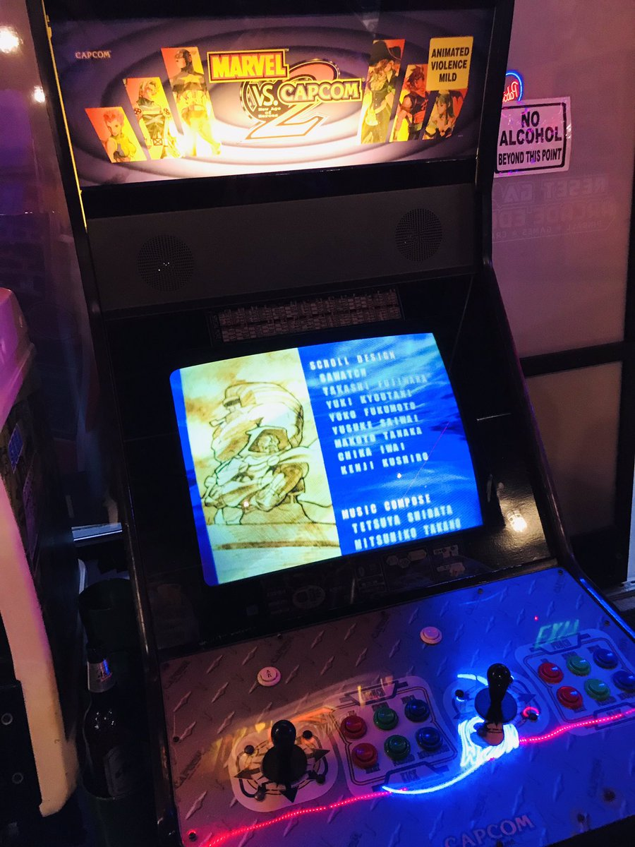 Thanks to @MW3ferdayz for showing me!!!! !!!  Also - always happy to beat MVC2  <br>http://pic.twitter.com/Gi7Yn24xNB