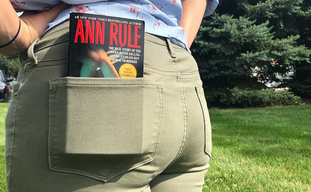 Let's talk about all of those butts on bookstagram right now: ow.ly/gYx650wjseI