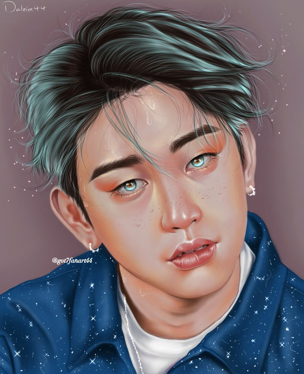 Title : You who came from the stars #HeyGuysItsJinyoungDay #녕긔탱긔_생일이긔 #got7  #parkjinyoung #jinyoung #got7fanart <br>http://pic.twitter.com/eOejx9erPu