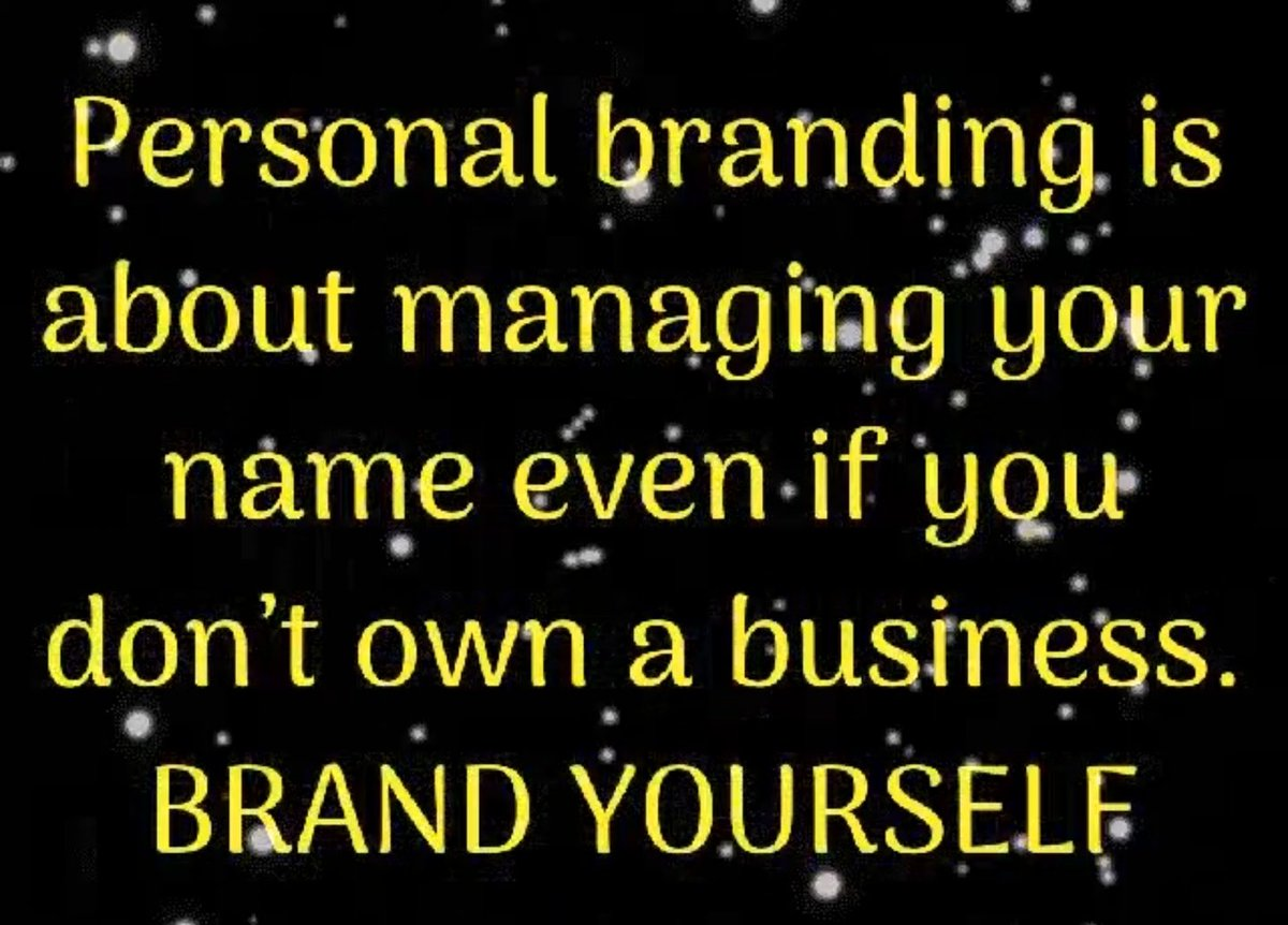 What is your personal brand? Your answer matters.