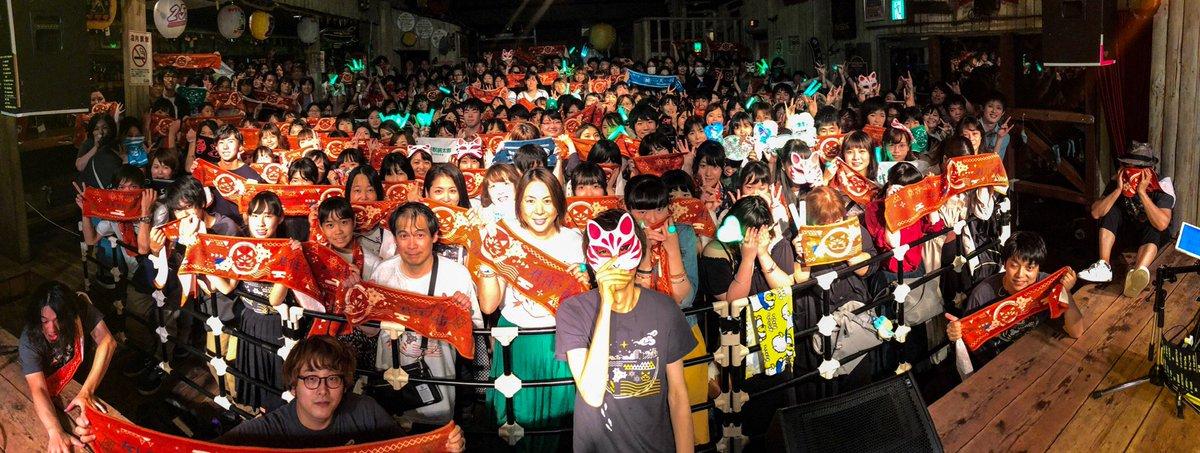 本日も三重県は松坂(まつさか)にて本当に素晴らしいライブができたと思います!次の一音で過去の自分を置き去りにするつもりで、全力でこれから先のライブもやります。今日、素晴らしい時間を一緒に過ごしてくれて本当にありがとう。めちゃくちゃ楽しかったね!#君住む街へ